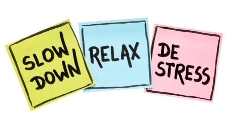 #slowdown #relax #destress