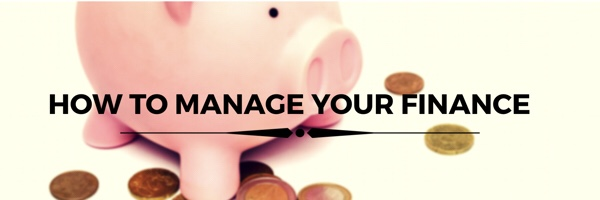 HOW TO MANAGE YOURFINANCE